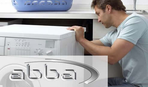 Mantenimiento de lavadoras Abba