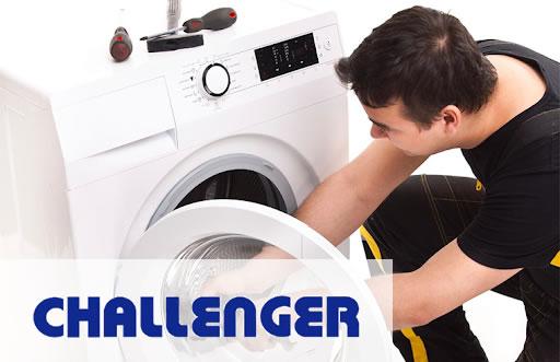 Mantenimiento de lavadoras Challenger
