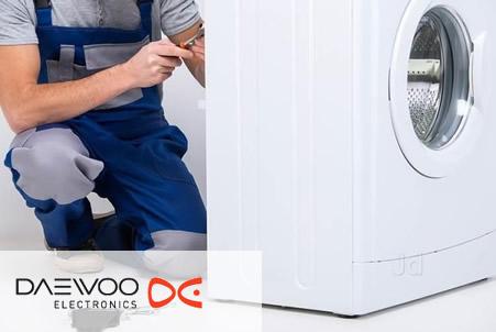 Mantenimiento de lavadoras Daewoo