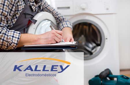 mantenimiento de lavadoras Kalley