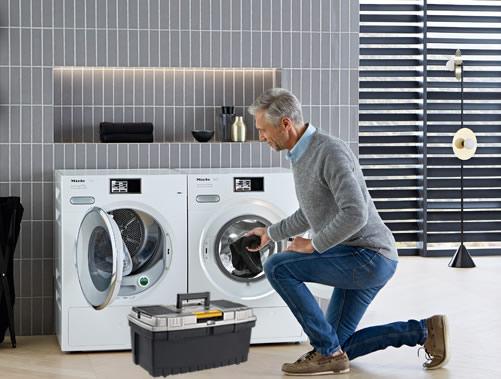 Mantenimiento de lavadoras LG