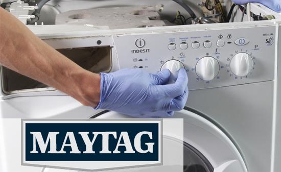 mantenimiento de lavadoras Maytag
